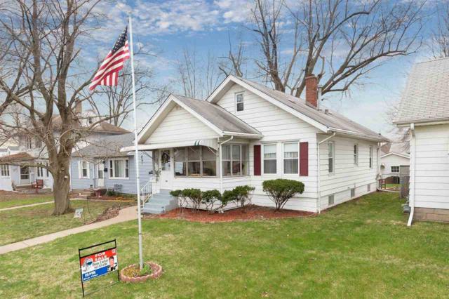 2337 31ST ST A Street, Moline, IL 61265 (#QC4201609) :: Killebrew - Real Estate Group