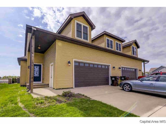 506 S Clover Lane, Auburn, IL 62615 (#CA192754) :: Killebrew - Real Estate Group
