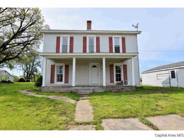 307 Wyatt, Franklin, IL 62638 (#CA192798) :: Adam Merrick Real Estate