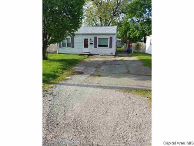 2320 E Cincinnati, Springfield, IL 62702 (#CA192801) :: Adam Merrick Real Estate