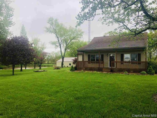 366 State Highway 106, Winchester, IL 62694 (#CA192846) :: Killebrew - Real Estate Group