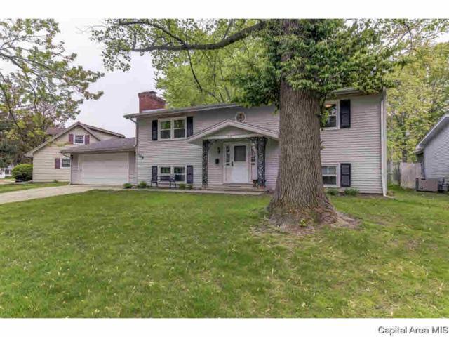 309 Whitefield, Springfield, IL 62704 (#CA192906) :: Adam Merrick Real Estate