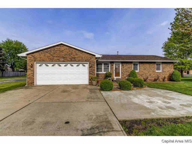 1131 N 7TH, Riverton, IL 62561 (#CA192929) :: Killebrew - Real Estate Group
