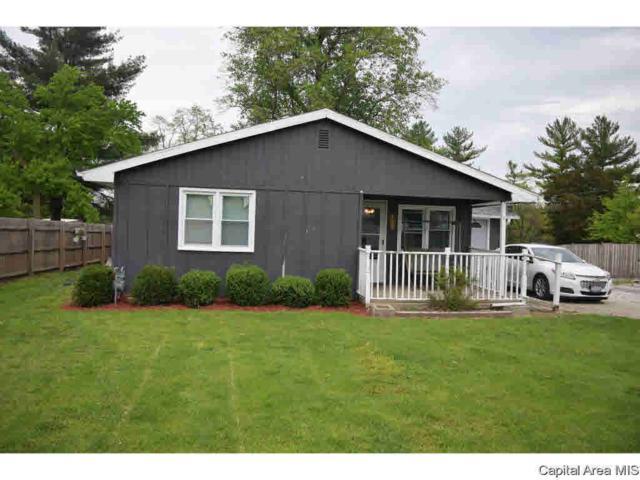 125 W Pleasant St, Winchester, IL 62694 (#CA192983) :: Adam Merrick Real Estate