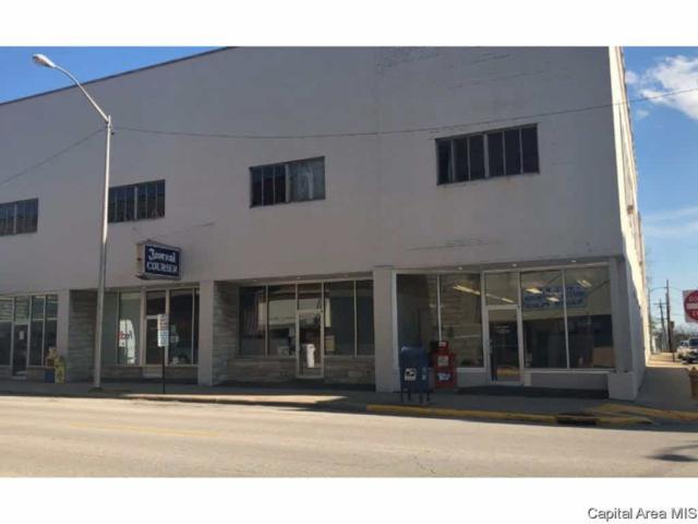 231 W State St., Jacksonville, IL 62650 (#CA193024) :: Killebrew - Real Estate Group