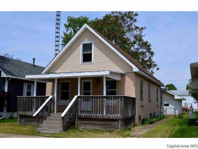 313 W Harpole, Williamsville, IL 62693 (#CA193085) :: Killebrew - Real Estate Group