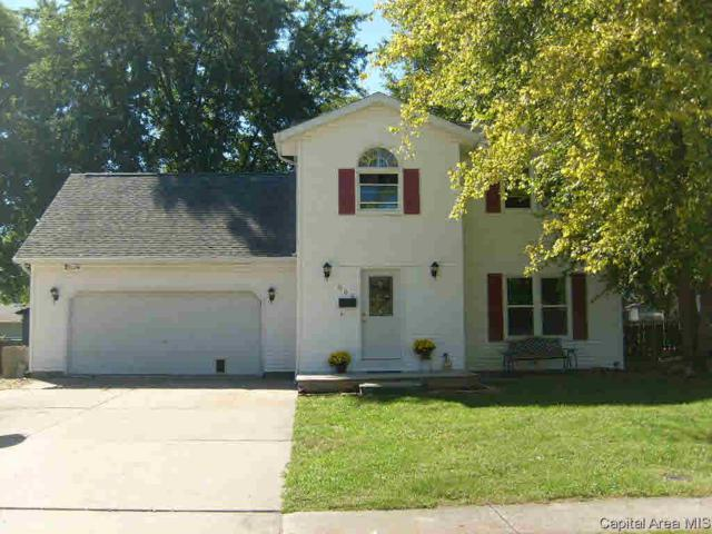 500 E Mulberry, Chatham, IL 62629 (#CA193237) :: Killebrew - Real Estate Group