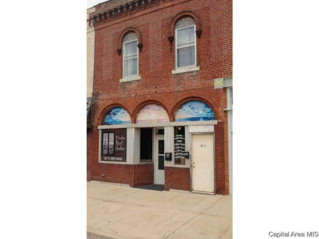 149 E Jackson, Virden, IL 62690 (#CA193270) :: Killebrew - Real Estate Group