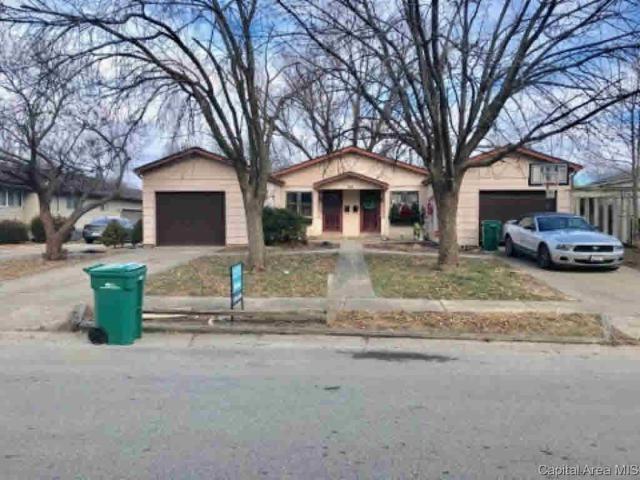 308 Cranmer Dr, Springfield, IL 62704 (#CA193275) :: Adam Merrick Real Estate