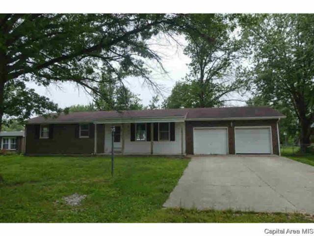 718 E John Street, Bunker Hill, IL 62014 (#CA193348) :: Adam Merrick Real Estate