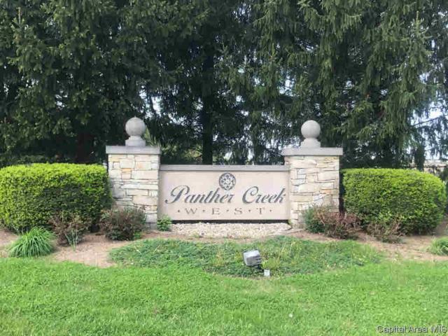 Lot 82 Panther Creek West, Springfield, IL 62711 (#CA193358) :: Adam Merrick Real Estate