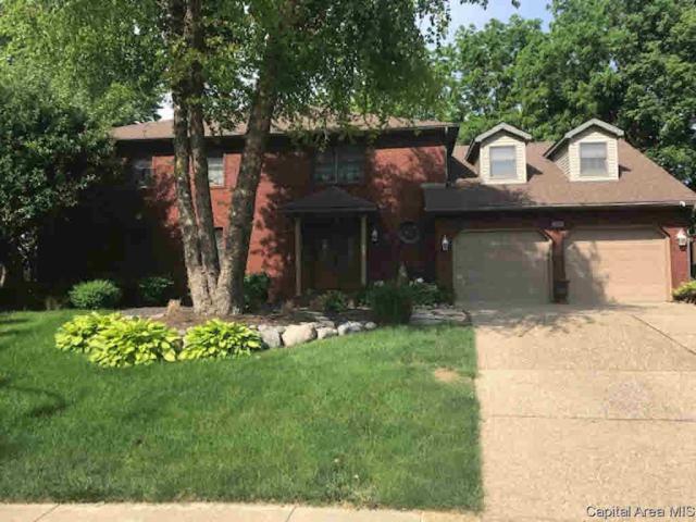 1308 Woods Farm Ln, Springfield, IL 62704 (#CA193406) :: Adam Merrick Real Estate