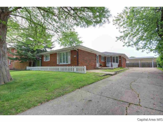 2334-2336 Gillespie Ave, Springfield, IL 62704 (#CA193421) :: Adam Merrick Real Estate