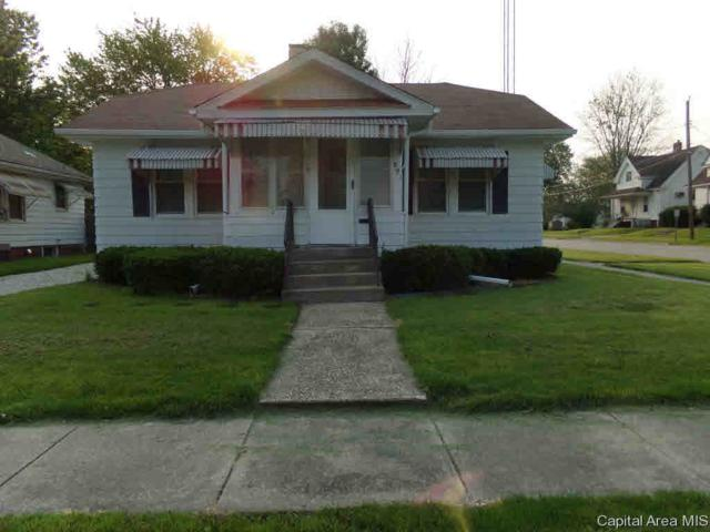 891 S West, Galesburg, IL 61401 (#CA193502) :: Killebrew - Real Estate Group
