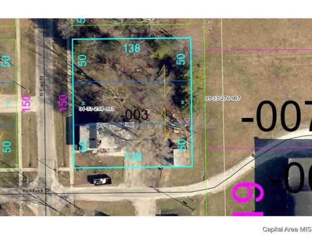 201 N East St, Farmersville, IL 62533 (#CA193525) :: Adam Merrick Real Estate
