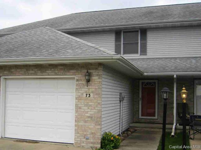 73 Gilliam Court, Chatham, IL 62629 (#CA193560) :: Killebrew - Real Estate Group