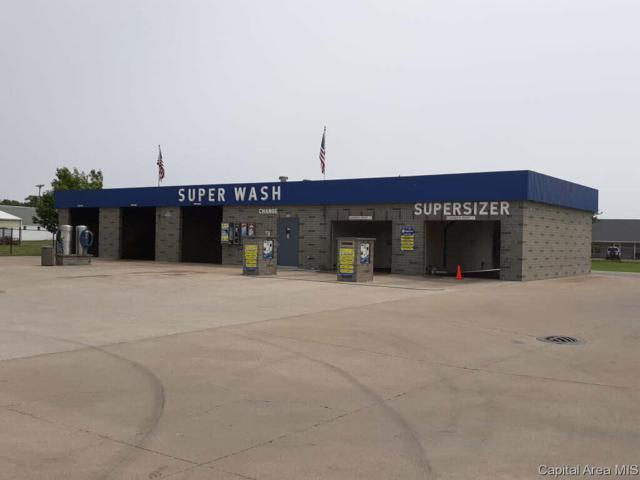 1009 Woodlawn Rd, Lincoln, IL 62656 (#CA193580) :: Killebrew - Real Estate Group