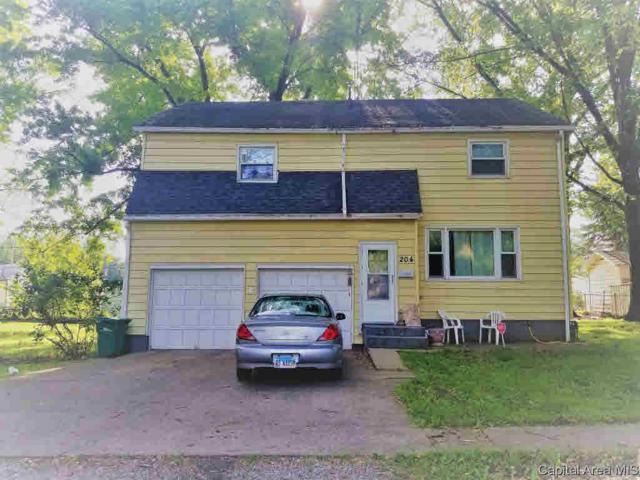 204 N Wesley, Springfield, IL 62702 (#CA193594) :: Adam Merrick Real Estate