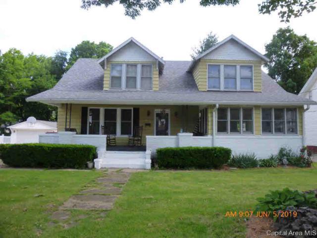 240 E Vandalia Rd, Jacksonville, IL 62650 (#CA193612) :: Adam Merrick Real Estate