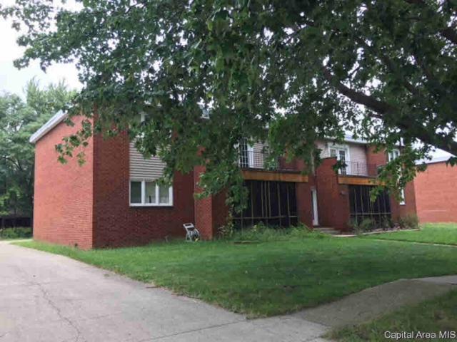 2207 Saratoga Dr, Springfield, IL 62704 (#CA193717) :: Adam Merrick Real Estate