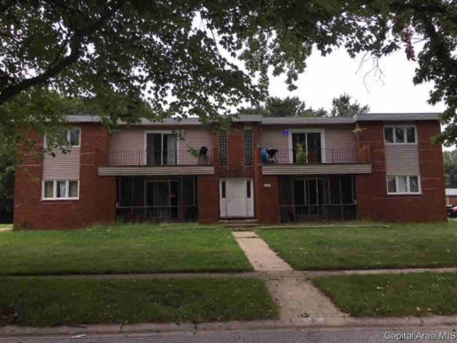 2201 Saratoga Dr, Springfield, IL 62704 (#CA193729) :: Adam Merrick Real Estate