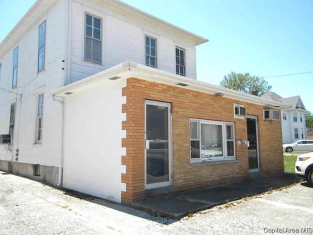 349 W Morgan, Jacksonville, IL 62650 (#CA193732) :: Killebrew - Real Estate Group