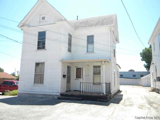 339 W Morgan, Jacksonville, IL 62650 (#CA193733) :: Killebrew - Real Estate Group