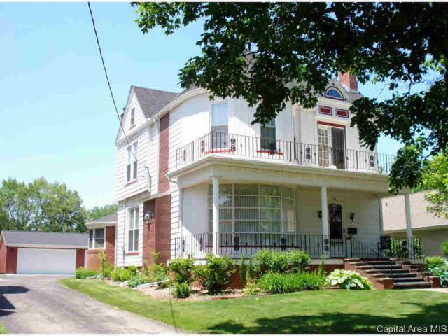 736 N Prairie Street, Galesburg, IL 61401 (#CA193743) :: Adam Merrick Real Estate
