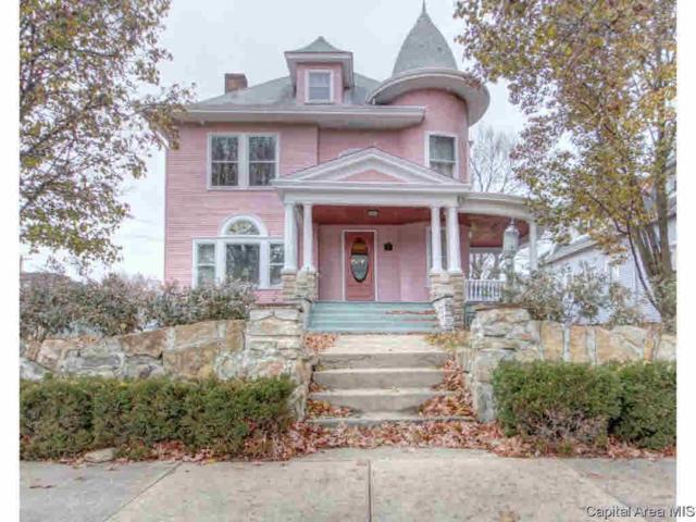 289 N Broad St, Carlinville, IL 62626 (#CA193763) :: Killebrew - Real Estate Group