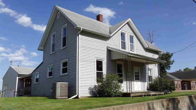 327 S Mississippi Street, Blue Grass, IA 52726 (#QC4203767) :: Killebrew - Real Estate Group