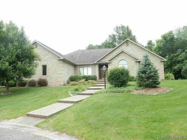 325 Beechwood Dr, Taylorville, IL 62568 (#CA193825) :: Adam Merrick Real Estate