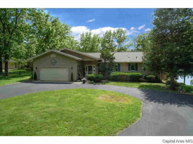 7 Idlewild Ln, Chatham, IL 62629 (#CA193838) :: Killebrew - Real Estate Group