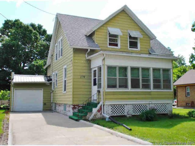 179 Olive Street, Galesburg, IL 61401 (#CA193850) :: Adam Merrick Real Estate