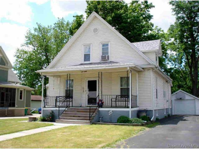 130 N. Arthur Avenue, Galesburg, IL 61401 (#CA193851) :: Adam Merrick Real Estate