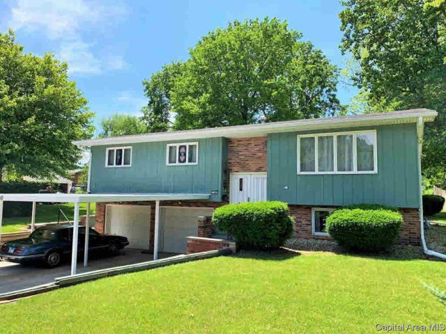 768 N West, Galesburg, IL 61401 (#CA193857) :: Adam Merrick Real Estate