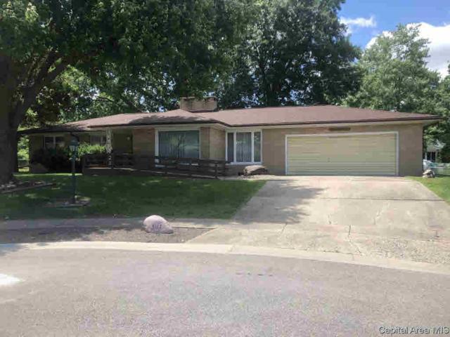 3117 Fullerton Drive, Springfield, IL 62704 (#CA193867) :: Killebrew - Real Estate Group