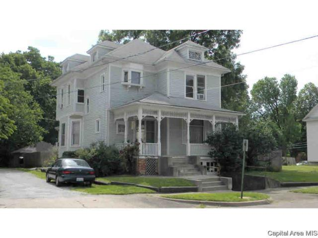 320 S Diamond, Jacksonville, IL 62650 (#CA193900) :: Killebrew - Real Estate Group