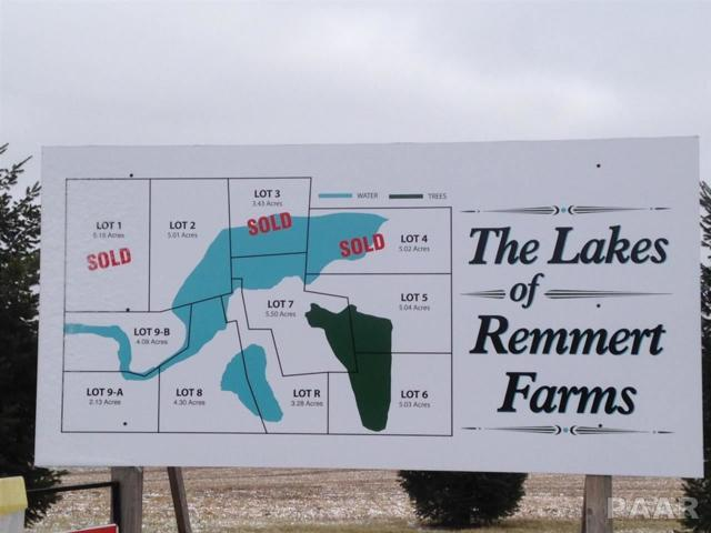Lot 8 Remmert Farms, Eureka, IL 61530 (#PA1084357) :: RE/MAX Preferred Choice