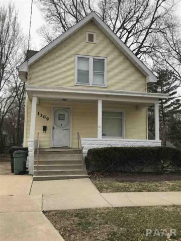 1309 N Machin Avenue, Peoria, IL 61606 (#1181706) :: Adam Merrick Real Estate