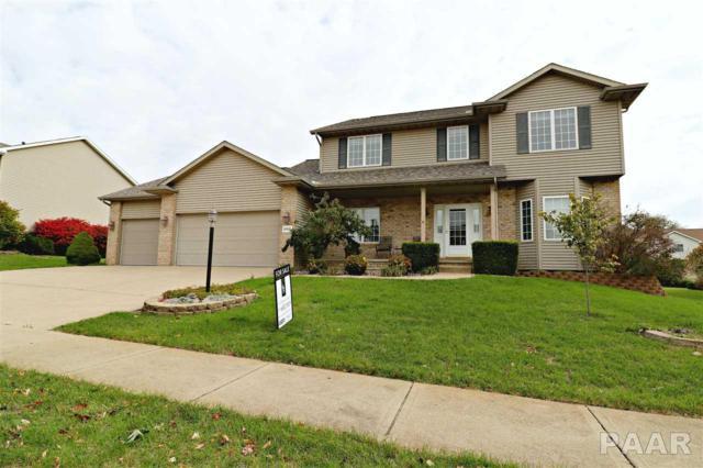 10810 N Collett Drive, Peoria, IL 61615 (#1183937) :: Adam Merrick Real Estate