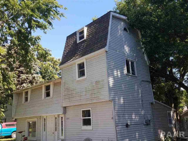 904 E Wilson, Peoria Heights, IL 61616 (#1184848) :: RE/MAX Preferred Choice