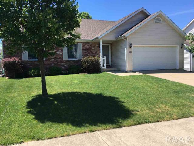 4120 W Carrousel Lane, Peoria, IL 61615 (#1185110) :: Adam Merrick Real Estate
