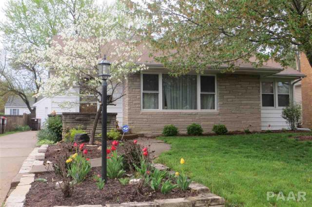 513 W Knollcrest Drive, Peoria, IL 61614 (#1186253) :: Adam Merrick Real Estate