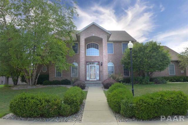5800 W Eaglecreek Drive, Peoria, IL 61615 (#1186544) :: Adam Merrick Real Estate
