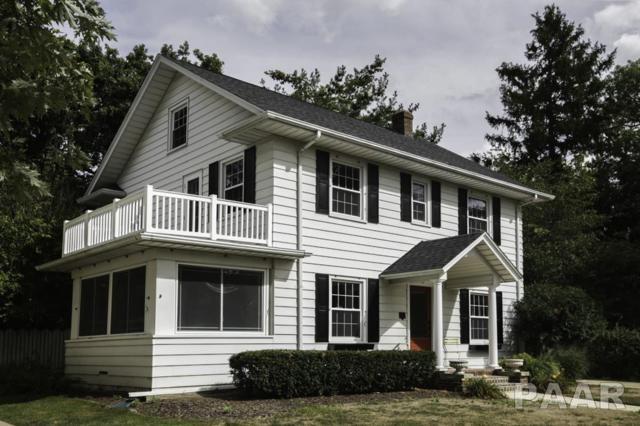 3910 N Northwood Avenue, Peoria, IL 61614 (#1186990) :: Adam Merrick Real Estate