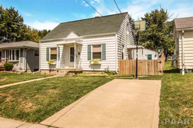 805 E Sciota Avenue, Peoria Heights, IL 61616 (#1187317) :: Adam Merrick Real Estate