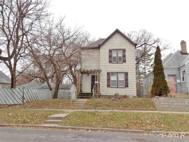 2629 N Peoria Avenue, Peoria, IL 61603 (#1187681) :: Adam Merrick Real Estate