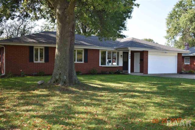 900 E Jackson Street, Morton, IL 61550 (#1187991) :: Adam Merrick Real Estate