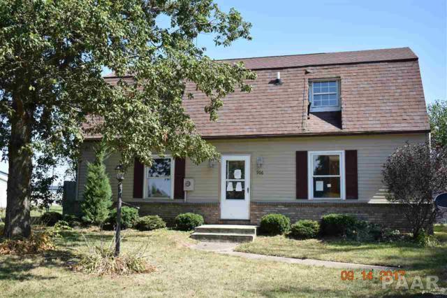 906 N Niles Street, Metamora, IL 61548 (#1188197) :: Adam Merrick Real Estate