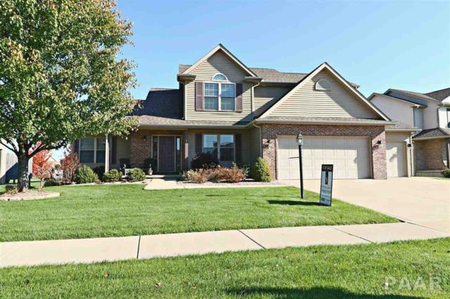 805 Debates Street, Washington, IL 61571 (#1188306) :: Adam Merrick Real Estate